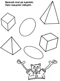 Влияние дидактических игр на умственное развитие детей подготовительной к школе группе